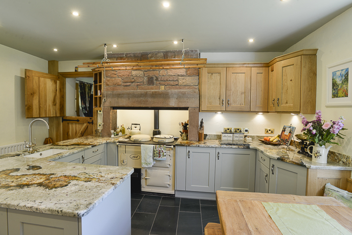 Traditional Caldew Kitchens